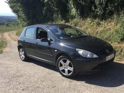 gebraucht Peugeot 307 135 Tendance