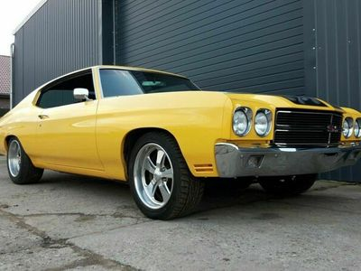 gebraucht Chevrolet Chevelle Malibu 454 SS Tribute Chevy Muscle Car