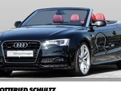second-hand Audi A5 Cabriolet 3.0 TDI QUATTRO S-TRONIC Sport Edition plus - Leder,Klima,Xenon,Sitzheizung,Alu,Servo,