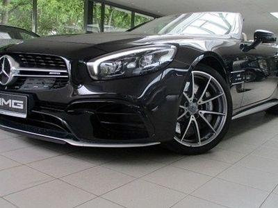 używany Mercedes SL63 AMG AMG Sitzklima, DISTR, Harman,Leder beige