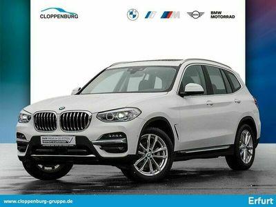 gebraucht BMW X3 xDrive20d Luxury Line Head-Up HiFi LED AHK