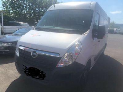 gebraucht Opel Movano 2.3 CDTI -KLIMA .Nur 136.000 km