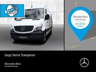 gebraucht Mercedes Sprinter 316 CDI KA Klima PTS 270 Grad TÃren Vorr