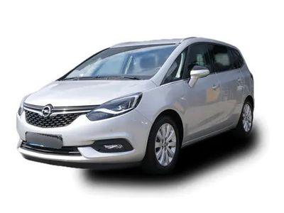 gebraucht Opel Zafira Tourer 1.6 SIDI Turbo SHZ KAMERA NAVI LED