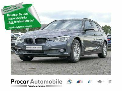 gebraucht BMW 318 d Advantage Navi LED Klimaaut. Tempomat