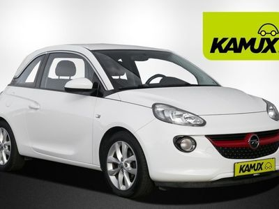 gebraucht Opel Adam 1.2 Jam +EU6 +Einparkhilfe +Tempomat +Klima +1.Hand