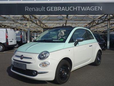 gebraucht Fiat 500C 1.2 8V Collezione Faltdach, Klimaanlage