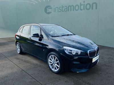 gebraucht BMW 225 Active Tourer 225 Active Tourer xe Advantage iPerformance Sitzheizung Bluetooth Klimaautomatik