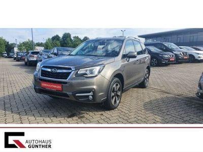 gebraucht Subaru Forester Exclusive 2.0i Pano-Xenon-AHK-GARANTIE!!