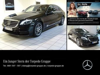 gebraucht Mercedes S500 LANG AMG COMAND+MULTIBEAM+LED+AIRMATIC+PAN