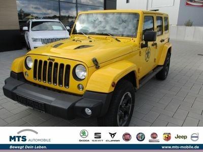 gebraucht Jeep Wrangler Unlimited X 2