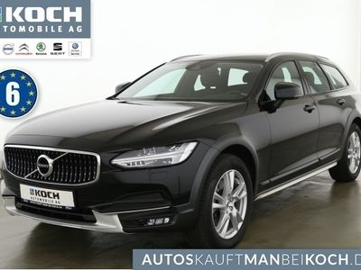 gebraucht Volvo V90 CC Cross CountryV90 D4 AWD Aut.OnCall IntelliS StdHzg Voll-LED