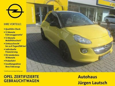 used Opel Adam 1.4 Jam/PDC/Sitzh./Tempomat/Klima/16Zoll