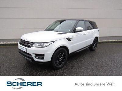 gebraucht Land Rover Range Rover Sport 3.0 TDV6 SE (EURO 6) NAVI LEDER AHK