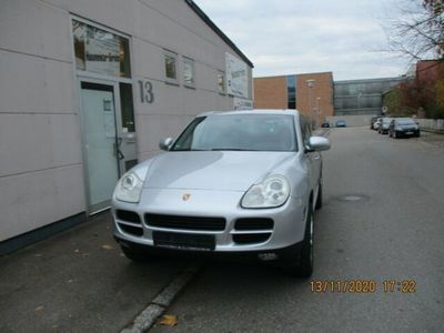 gebraucht Porsche Cayenne S GAS ANLAGE