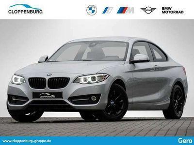 gebraucht BMW 220 i DAB/Xenon/WLAN/Navi Prof. -