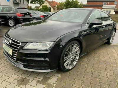 gebraucht Audi A7 3.0 TDI quattro 313Ps~Sportback~3x S-Line~2 Hand~