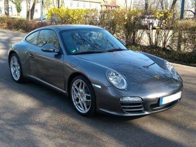 gebraucht Porsche 911 Carrera 4S 997- Sportchrono - Klappenauspuff