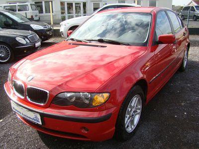 gebraucht BMW 316 i Limousine Facelift+KLIMATRONIC+ALUS+