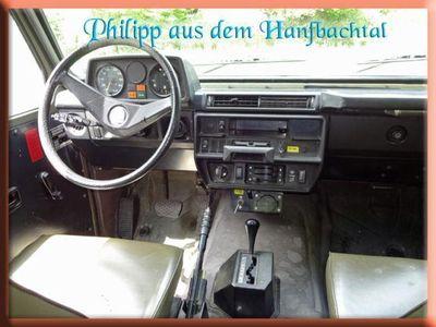 gebraucht Mercedes G230 Puch/Mercedes 230GE Cabrio Schweizer Armee