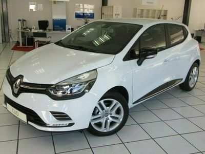 gebraucht Renault Clio IV Collection TCe 75 DAB Klima PDC