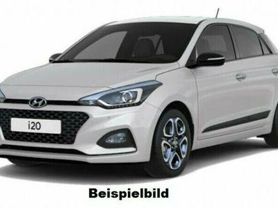 gebraucht Hyundai i20 1.2 blue YES 7 Zoll HAC ECS VSM