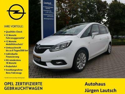 gebraucht Opel Zafira 1.4 Turbo ON/Navi 4.0/PDC v+h/Sitzh/17