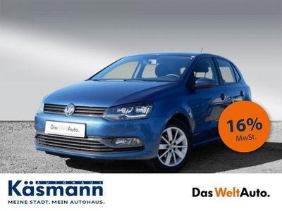 gebraucht VW Polo Comfortline 1.4 TDI LED*Navi*PDC*Sitzhz
