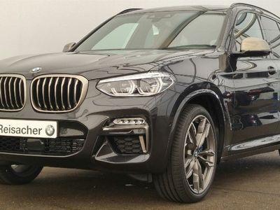 gebraucht BMW X3 M40d A