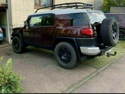 gebraucht Toyota FJ Cruiser LPG