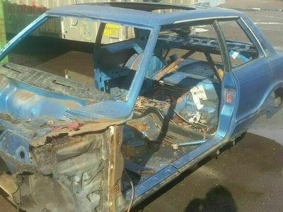gebraucht Ford Taunus 2 Schlachtfest Dach mit Schieb... als Limousine in Süd