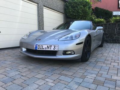 gebraucht Corvette C6 6.0 Targa EU Modell Xenon Z51 Sportauspuff