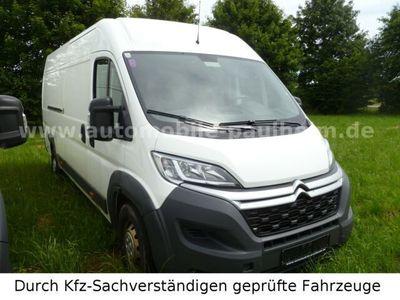 gebraucht Citroën Jumper Grossraumkasten 35 L4H2 Profi Heavy BlueH