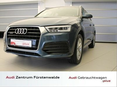 gebraucht Audi Q3 Design 2.0 TDI q. Stronic LED SiHZ TEMPO