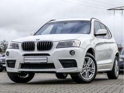 käytetty BMW X3 sDrive18d