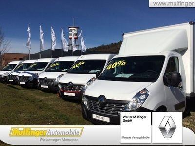 gebraucht Renault Master Lkw Kasten L2H2 3,3t dCi 130 EU6 Klima