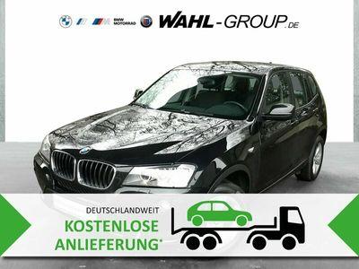 gebraucht BMW X3 sDrive18d Xenon Navi Bus. Tempomat Klimaaut.