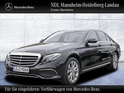 gebraucht Mercedes E220 Leder LED Parktronic Automatik Navi