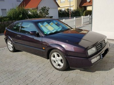 gebraucht VW Corrado VW2.0 116 PS Facelift 160 tkm