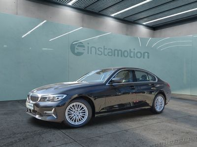 gebraucht BMW 320 320 d xDrive Limousine+NEUES MODELL G20+LC PROFESSIONAL