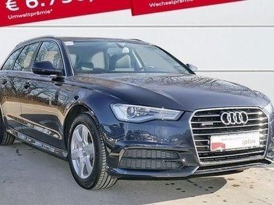 gebraucht Audi A6 Avant 2.0TDI qu.S-trc Xen Navi AHK Leder BOSE Con