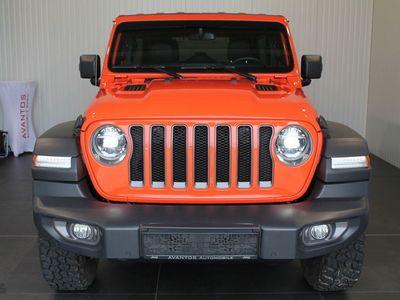 gebraucht Jeep Wrangler 2.0 T-GDI Unlimited JL Rubicon
