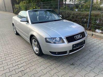 gebraucht Audi A4 Cabriolet 1.8 T TÜV NEU! Service NEU!