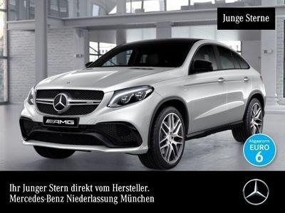gebraucht Mercedes GLE63 AMG AMG S Cp. 4M Driversp Perf-Abgas Airmat