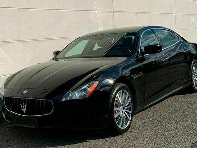 gebraucht Maserati Quattroporte 3.0 V6 Diesel Automatik