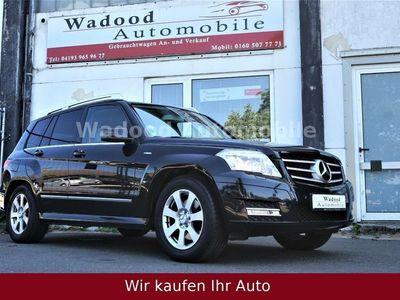 gebraucht Mercedes GLK220 CDI+BIXENON+SPORTPAKET