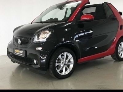 gebraucht Smart ForTwo Cabrio passion+Sitzhzg+LED-Pak.+cool/Audio