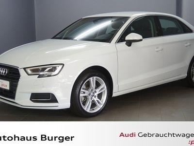 gebraucht Audi A3 Design Limousine 2.0 TFSI qu. S-tronic LED/Navi