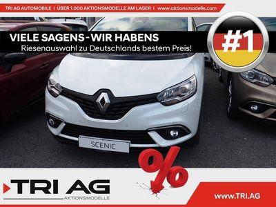 gebraucht Renault Grand Scénic Limited Deluxe TCe 160 GPF Navi Keyless Rückfahrka