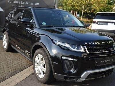 gebraucht Land Rover Range Rover evoque 2.0 TD4 SE Dynamic Panorama